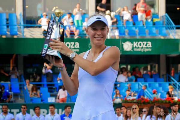 Congarts Caroline, winner Istanbul!