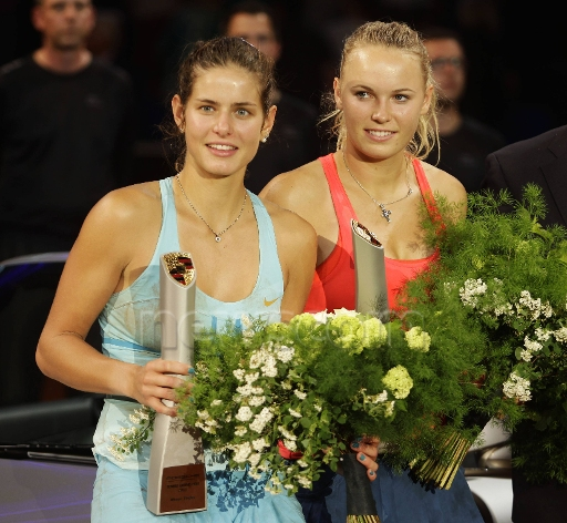 Caroline Runner-Up in Stuttgart Porsche Tennis Cup 2011
